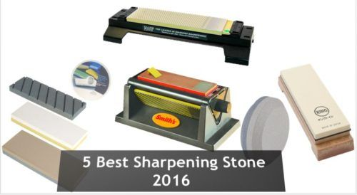 Knife Sharpening Stone is the best way to sharpen any knife. This is also safe for the knife blade and keep the razor smooth of knife. Here are the reviews of top rated sharpening stone for this year. Get these now and keep your knife safe from damaging.