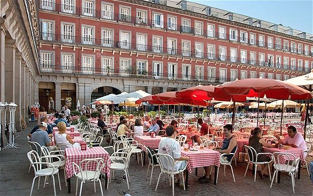 Madrid attractions: What to do and see in summer