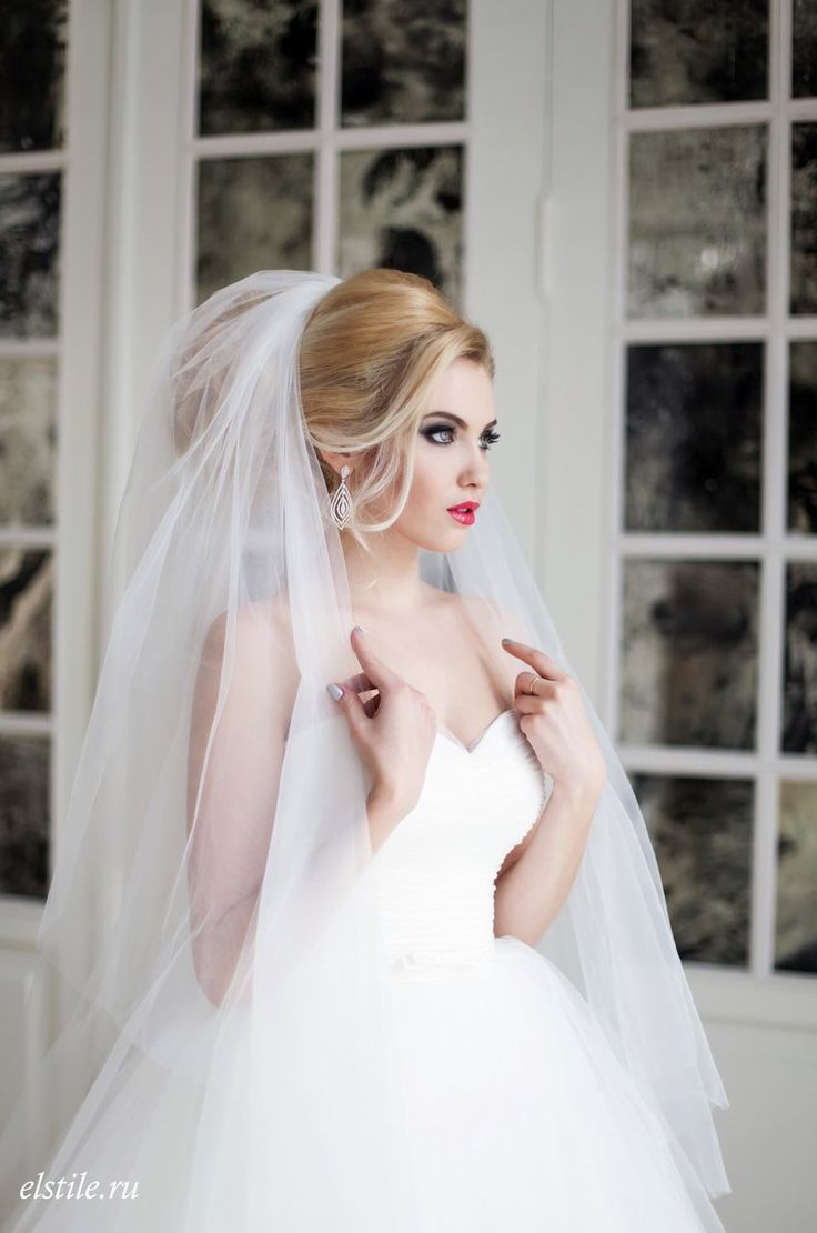 109 best Bride ideas images on Pinterest | Bridal hairstyles ...