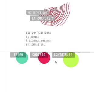 Qu'est-ce que la culture ? by Sandra Seruch //  Haute école des arts du Rhin #sandraseruch #art #artist #graphicdesign #poster #didacticart More on Gojiki.com