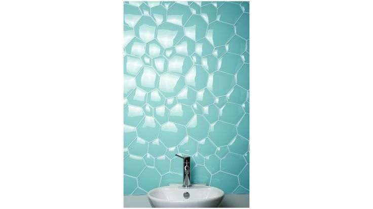 Everstone Water Cube Mosaic Wall Tile
