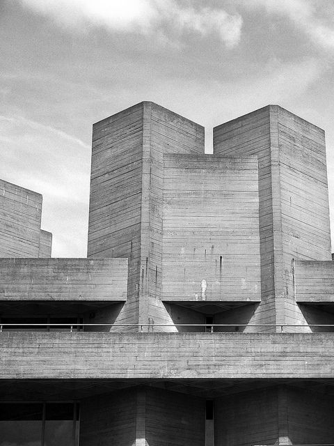 Brutalism and its' oppressive style