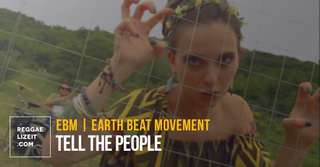 EBM | Earth Beat Movement - Tell The People (VIDEO)  #70BPM #EarthBeatMovement #EarthBeatMovement #EBM #EBM #PrincevibeProductions #TellThePeople