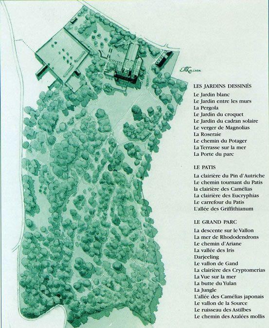 Le Jardin du Parc des Moutiers