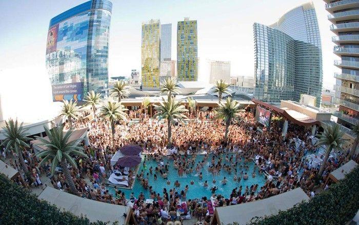 Best Dayclub in Las Vegas - Marquee Club