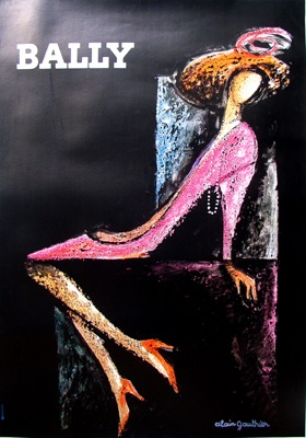 how gorgeous is this poster by Alain Gautheir... sheer art and cleverness :)...