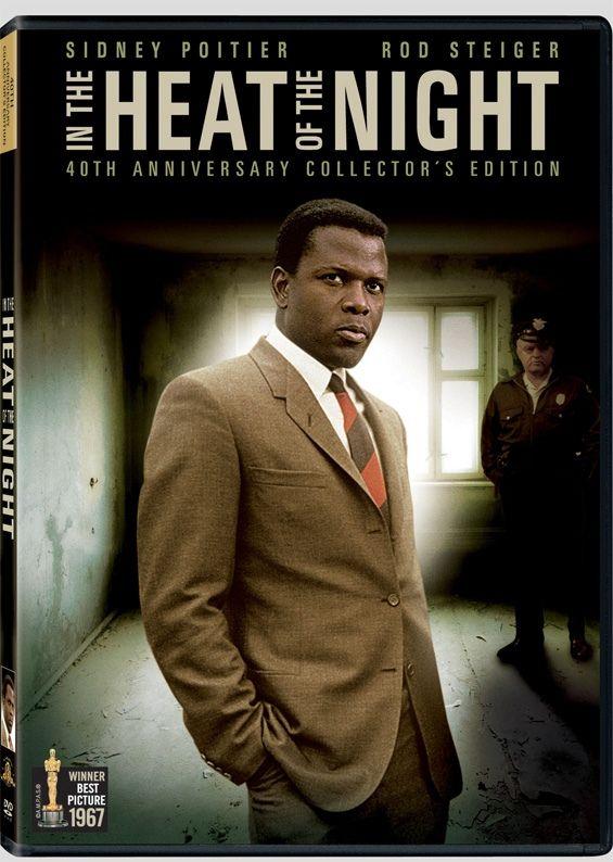 In the heat of the night. Lo difícil que fue abrirse paso en la vida a un afroamericano en el EEUU de los 60'.
