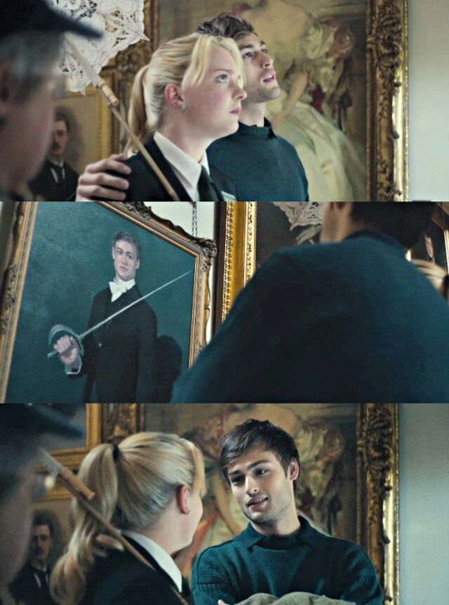 Douglas Booth in The Riot Club