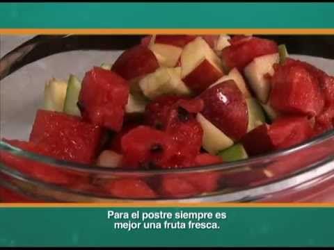 Recomendaciones nutricionales para el Adulto mayor