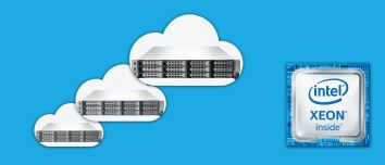 Intel cloud xeon processor with google cloud💭