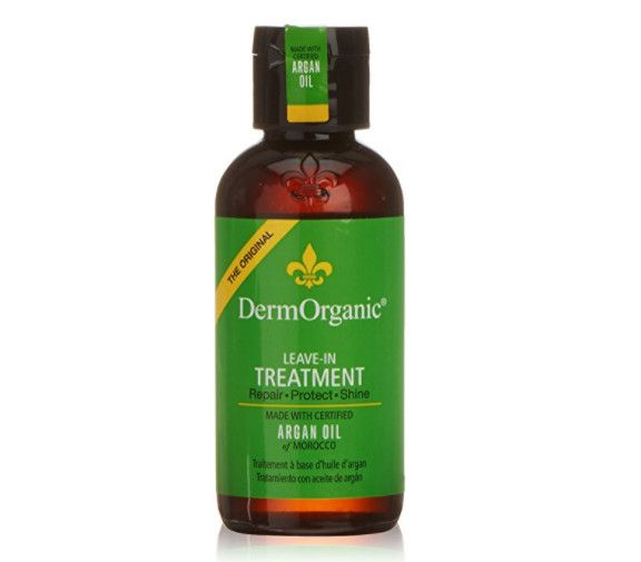 DermOrganic Leave-in Argan Oil Treatment - Amazon Beauty Products Every Lazy Girl Needs - Photos