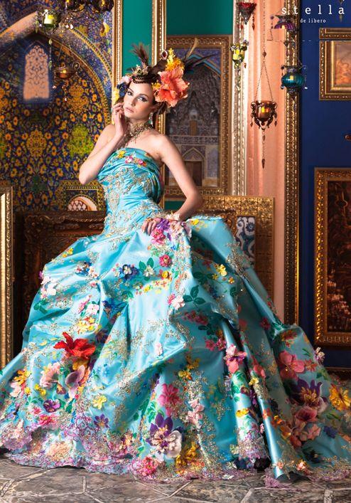 78 best ball gowns unique images on Pinterest | Dream dress ...