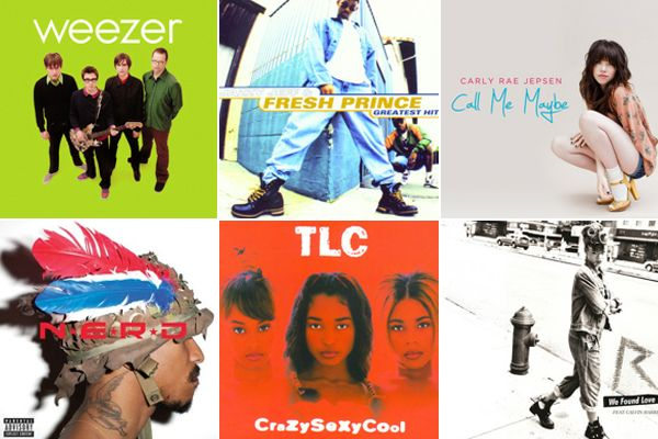 refinery summer playlist // eh so so - a couple of keepers but quite a few duds too