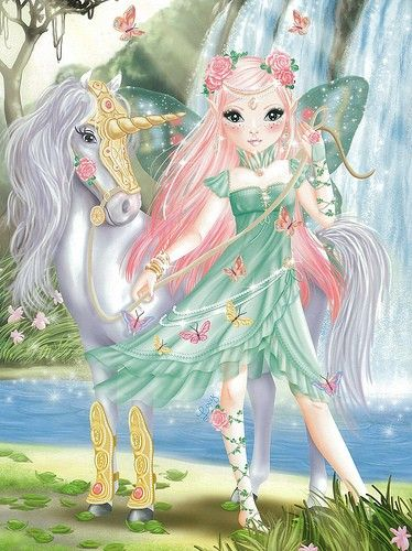 Top Model Fairy Fantasy | 33296 | Kidstuff