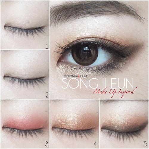 How To แต่งตาม Song Ji Eun จากนิตยสาร Ceci
