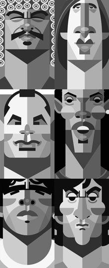 Daniel Nyari Graphic Design & Illustration
