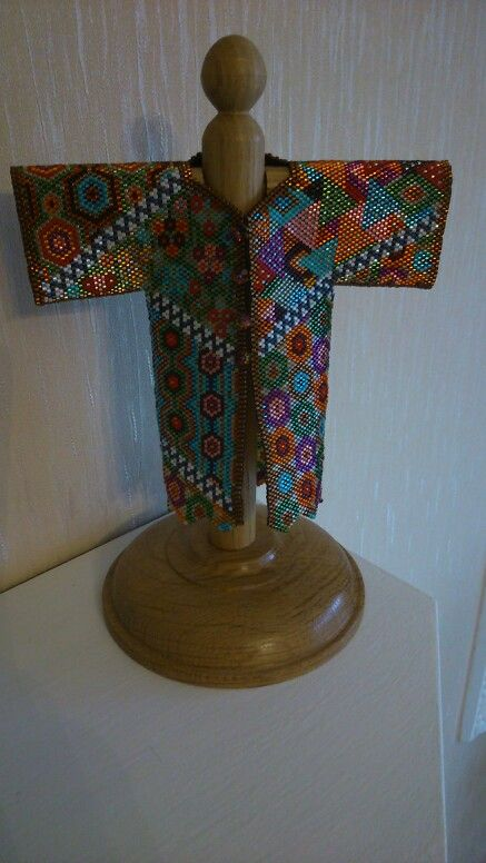 Beaded Kimono