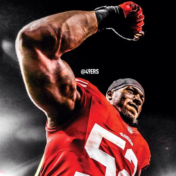Patrick Willis becomes the first #49ers player to make the #ProBowl in each of his first six seasons.