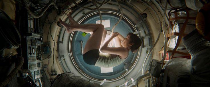 Gravity - DOP: Emmanuel Lubezki