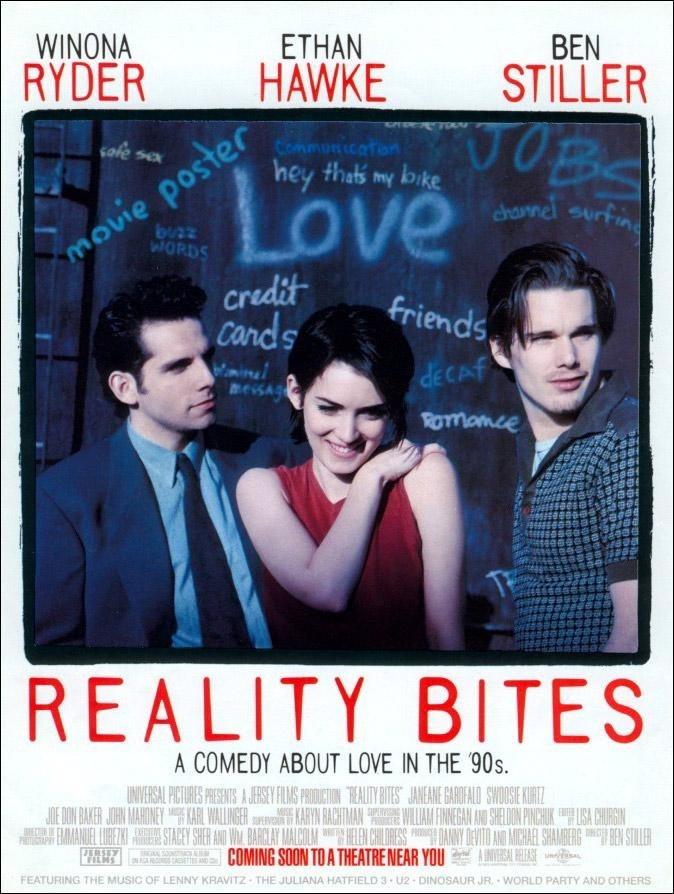 Reality bites (Bocados de realidad) - 1994