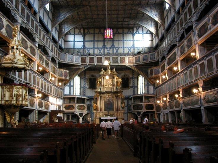 Kościoły Pokoju w Jaworznie i Świdnicy