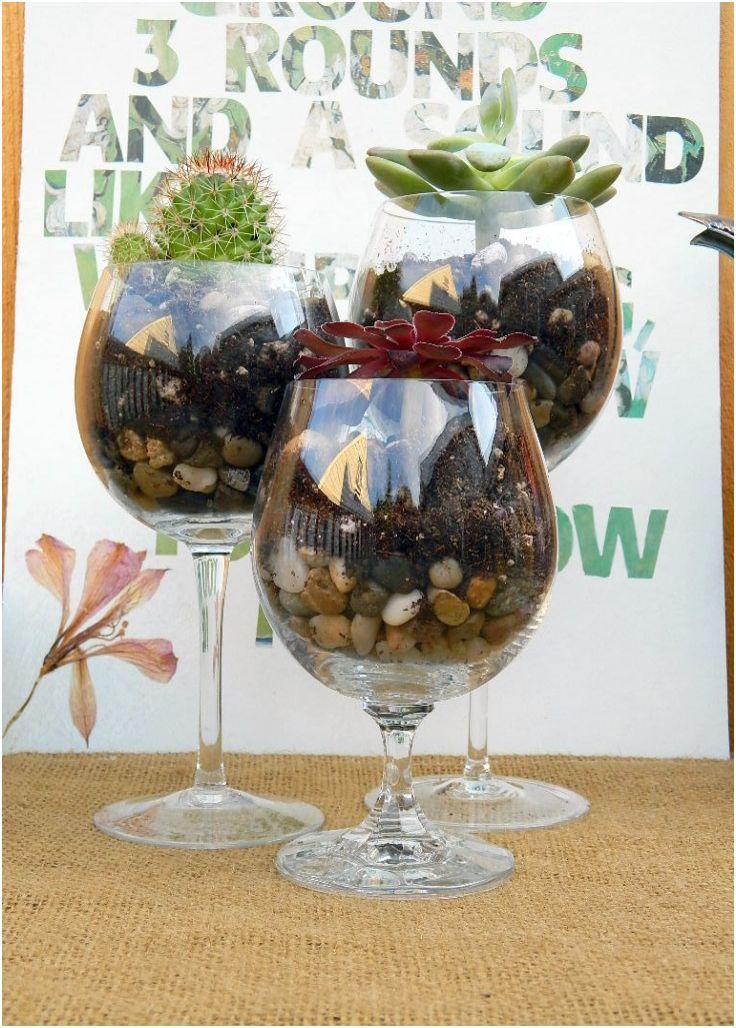 Top 10 Wine Glass Decorations