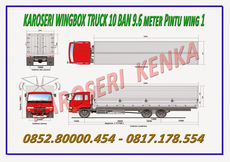 KAROSERI WINGBOX