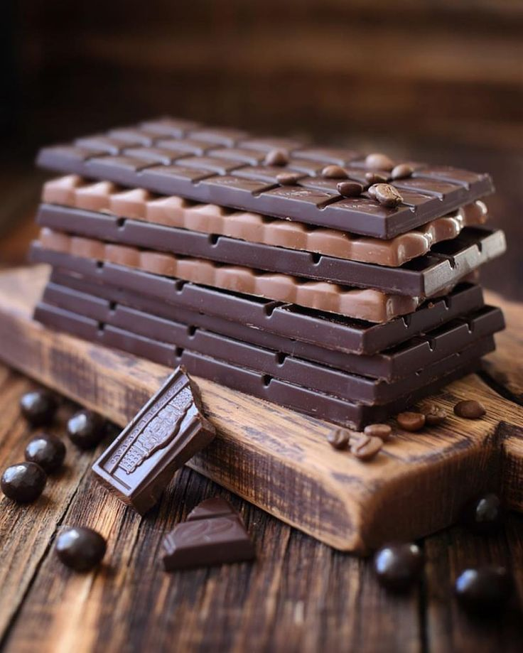 любитель шоколада картинки