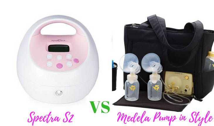 Spectra S2 Vs Medela Pump In Style Comparison And Review Medela Pump In Style Medela Pump Pumps