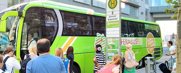Meine Erfahrungen mit Meinfernbus - Nachdem ich mal wieder statt 3,5 Stunden über 5 Stunden in den Zügen der Deutschen Bahn für die Verbindung Heidelberg > Nürnberg verbracht habe, begab ich mich sofort mobil auf die Suche nach einer Alternative.