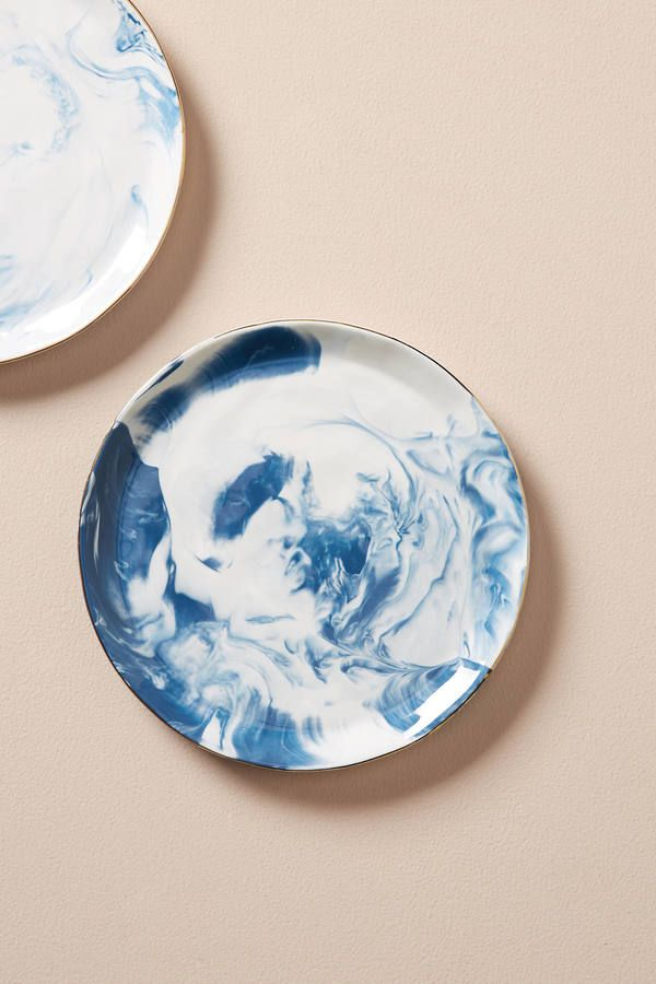 Anthropologie Strata Side Plate