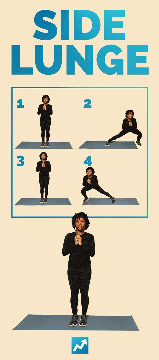 Learn some simple bodyweight exercises.