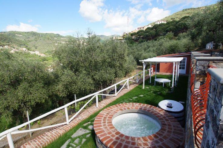 Villetta Emanuele Diano San Pietro 1 Schlafzimmer 1 Bad Terrasse, ...