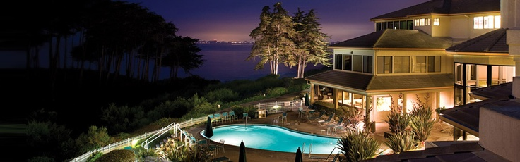 Seascape Resort on Monterey Bay. We spent a beautiful weekend here years ago.