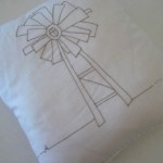 Lonely Windmill Scatter