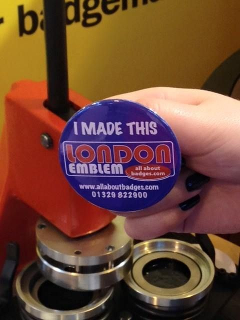 London Emblem at The Education Show 2015!