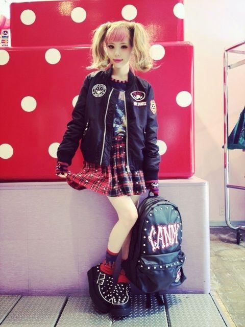 ..J-fashion …