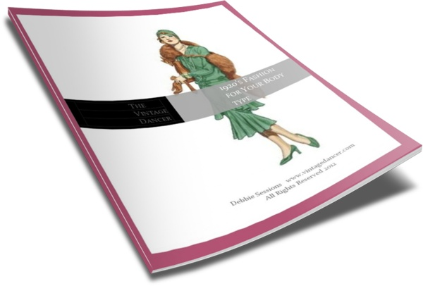 1920s Fashion for Your Body Type- Free ebook. Discover what 1920's dresses, hats and hairstyles will look best on you. http://www.vintagedancer.com/1920s/1920s-fashion-for-your-body-type/