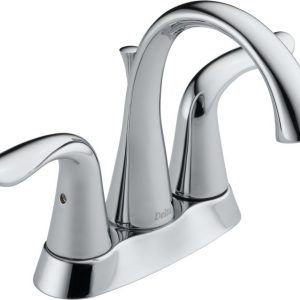Delta Bathroom Sink Faucets Brushed Nickel