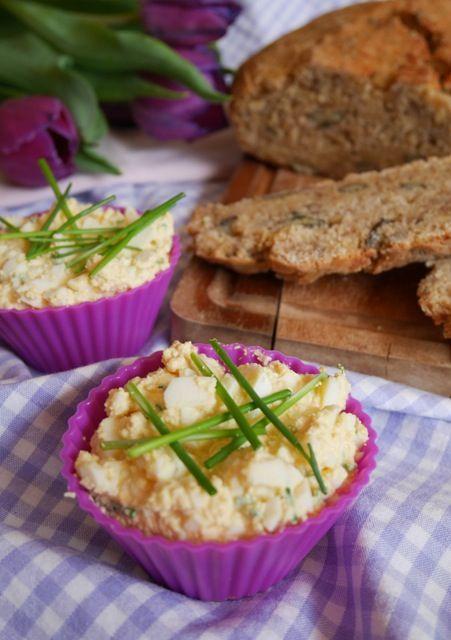 Házi tojáskrém - villámgyors recept