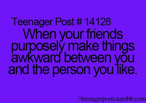 "who u are.. fake friends: *to crush* ""hey do u like her"" real friends ..."