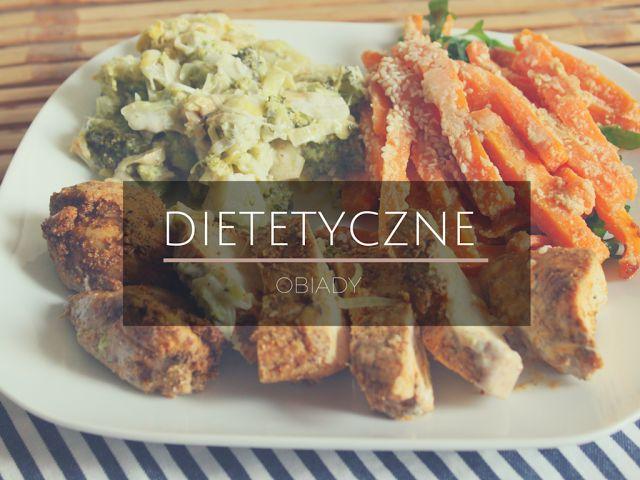 Co jeść na obiad na diecie? 5 dietetycznych przepisów na obiad
