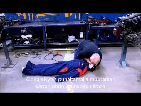 Sähkötapaturman ensiapu - YouTube