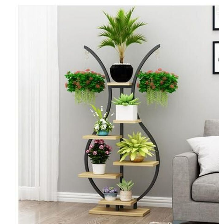 56 Pretty Room Decoration Ideas With Flower Vases To Try Indoor Balcony Vases Decor Flower Pots