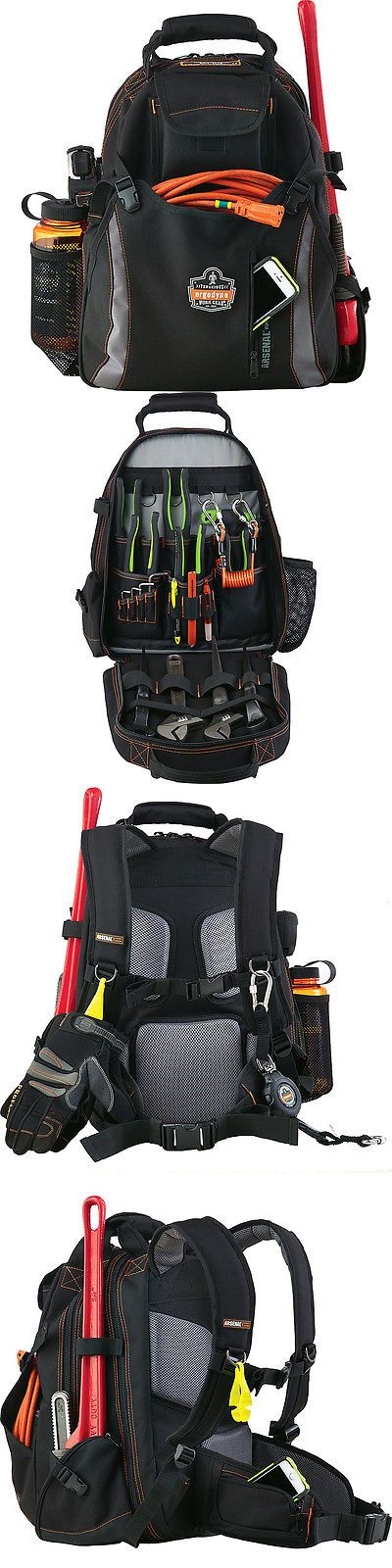 Other Team Sports 159133: Ergodyne 5843 Tool Backpack Dual Compartment - Black Other Sports Bag New -> BUY IT NOW ONLY: $131.99 on eBay!
