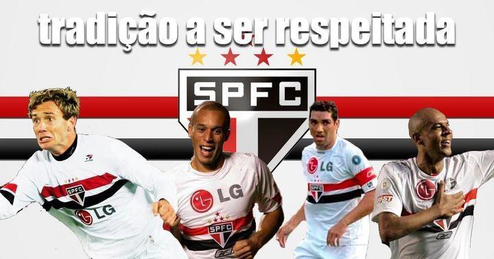 Futebol - Tradição _ São Paulo Futebol Clube