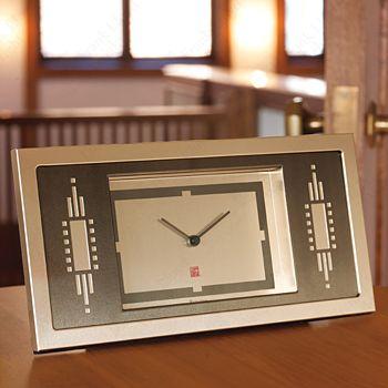 Robie Rug Desk Clock   $45.00