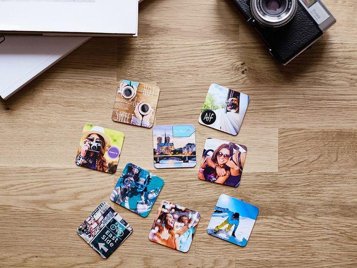 Découvrez nos magnets carrés flexibles 100% personnalisables pour décorer votre réfrigérateur. Prix bas et livraison rapide garantis.