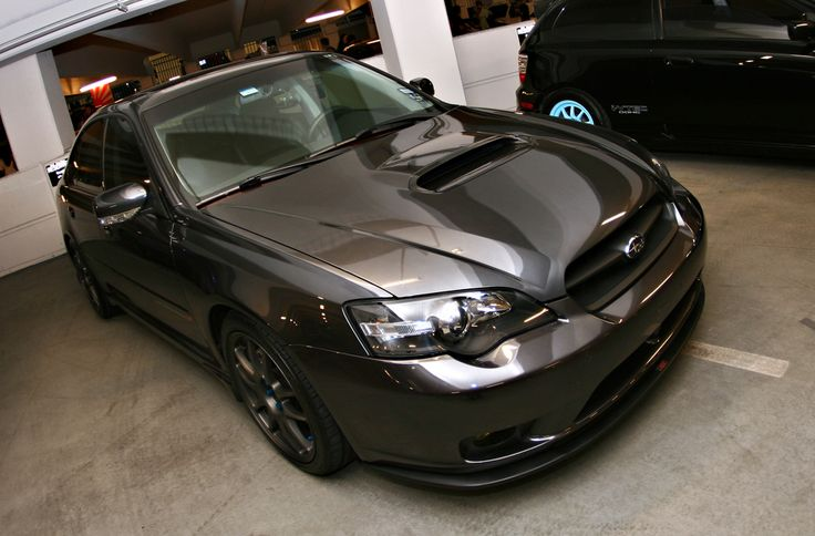 Subaru Legacy GT Turbo