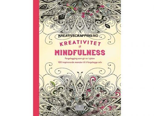 BOK KREATIV FARGELEGGING - 483609 - 100 INSPIRERENDE MØNSTER    Boken er fylt med inspirerende mønstre, små og store, dekorative, stiliserte og naturalistiske. I starten er det en liten innledning om kreativitet og mindfulness, hvordan du kan bruke boken og litt om valg av redskap og utstyr til fargeleggingen. KREATIVITET OG MINDFULNESS - FARGELEGGING SOM GIR RO I SJELENDet er noe beroligende og avslappende med å arbeide fokusert og skape noe fargerikt og vakkert. Gi uttrykk fo...